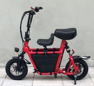 Fiido Electronic sit down scooter