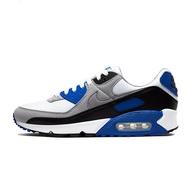แฟชั่น รองเท้าลำลองกีฬา NIKE AIR MAX90 ที่เหมาะกับชายและหญิง รองเท้ากีฬา ระบายอากาศ