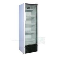 【WARRIOR 樺利】350公升直立式冷藏櫃 6尺3 SC-350G
