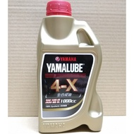 YAMAHA 山葉 原廠 4X 1000 10W40 1000CC 機車 機油