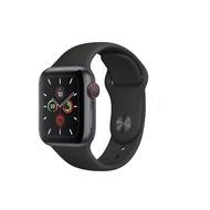 Apple Watch Series 5 LTE Sport 40mm太空灰鋁/黑運動MWX32TA/A