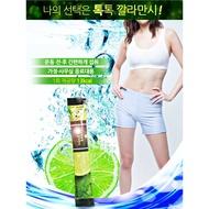 ✈韓國代購 青檸檬粉健康飲70g