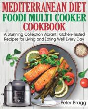 MEDITERRANEAN DIET Foodi Multi Cooker Cookbook
