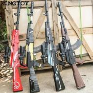 AirSoft Gun Manual Rifle Akm Toy Gun Water Bullet Shooting Boys Outdoor Toys Cs Game Air Soft Sniper