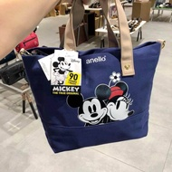 anello mickey limited large tote bag