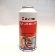 《含發票》WURTH 福士汽車冷氣 四合一A/C  冷氣止漏劑  冷凍油精 冷媒止漏劑(來店免費施工)
