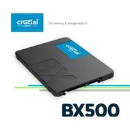 美光 Crucial BX500 120G 240G 480G 960G SATA 2.5吋 全新盒裝 固態硬碟 SSD