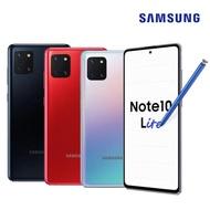 【SAMSUNG 三星】Galaxy Note10 Lite 8G/128G(登錄送AKG無線藍牙耳機-加送行電)
