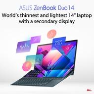 Asus ZenBook Duo 14 -inch FHD Touch Laptop Celestial Blue