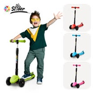 [Slider] 兒童三輪折疊滑板車XL1(果綠)