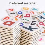 Matching Letter Game, Upgrade See and Spell Learning Game - Educational Learning Toys Sight Words Games Preschool Activities Spelling Letter Words for Kids Girls Boys 2 3 4 5 7 Years Old