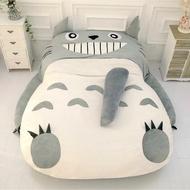 Totoro Tatami Mattress Bed Cartoon foldable
