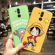 Cartoon One Piece Painted Soft Silicone Case For OPPO R9S R11 F1 F3 Plus R11S R15 R17 Pro