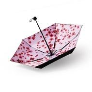 膠囊傘 迷你 防曬BANANA太陽傘防曬防紫外線女五折遮陽傘小巧便攜膠囊迷你防曬雨傘