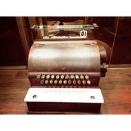 美國進口二手古董珍藏工業風收銀機