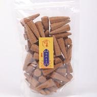 #熱賣#❅海濤法師煙供食子塔香天然無香精250克袋裝家用堆香藥供煙供香粒