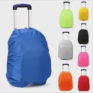เด็กกระเป๋าเดินทางรถเข็นโรงเรียนกระเป๋ากระเป๋าเป้สะพายหลัง Rain Proof กระเป๋าเดินทางป้องกันกั...