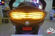 【阿拉神燈】勁戰 三代 GMS R3 導光LED尾燈 跑馬 流星方向燈 非仿BMW KOSO