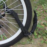 【機車精品】自行車鎖摩托車防盜鎖捷安特美利達山地車密碼鎖電動車鎖單車配件