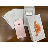 iphone 6S Plus 玫瑰金 64G (女自用,近全新)