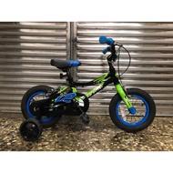 【專業二手腳踏車買賣】GIANT ANIMATOR 鋁合金輕量童車 12吋兒童腳踏車 中古捷安特兒童車 二手童車 台北市