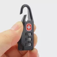 แบบพกพา Mini กุญแจล็อคปลอดภัยรหัสผสมรหัสล็อคกุญแจสำหรับกระเป๋าเดินทางกระเป๋าเป้สะพายหลังก...