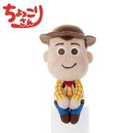 【日本正版】玩具總動員 胡迪 排排坐玩偶 Chokkorisan 玩偶 公仔 T-ARTS 拍照玩偶 皮克斯 - 237997