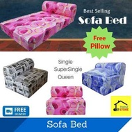 Best Selling Viro Sofa Bed (Single/Super Single/Queen)