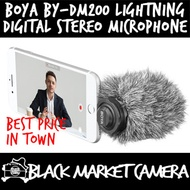 [BMC] BOYA-DM200 Lightning Digital Stereo Microphone