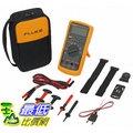 [美國直購 ShopUSA] Fluke 87V/E2 KIT Industrial Electrician Combo Kit
