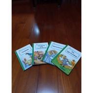 Lady gray多肉&雜貨小舖#Reading House Level 3 硬殼英文童書(4本合購)#二手書