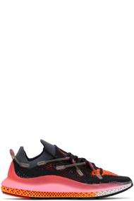 ADIDAS ORIGINALS 黑色 & 粉色 4D Fusio 运动鞋 黑色 & 粉色 4D Fusio 运动鞋