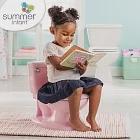 【Summer infant】寶寶自主學習小馬桶(2色可選) 粉色