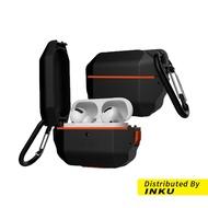 UAG AirPods Pro 耐衝擊防水防塵硬式保護殼 黑 耳機收納包 IP65 可拆式快掛扣 無線充電 [免運]