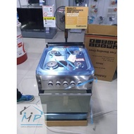 FABRIANO GAS RANGE STAINLESS