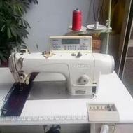 【滿300發貨】電腦平車 工業二手縫紉機 全自動針車 平縫機 家用220V全套送配件【安娜】