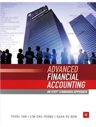 Advanced Financial Accounting : An IFRS Standards Approach, 3/e (Paperback)
