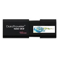 Kingston 16GB 16G 金士頓【DT100G3】Data Traveler 100 G3 DT100G3/1