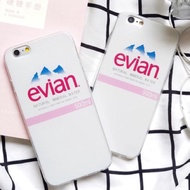 Evian iPhone Case