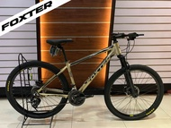 FOXTER FT-302 2020 27.5 AUTHENTIC Bicycle Mountain Bike MTB Gold