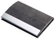 攜帶站立磁鐵吸式名片夾(灰色)