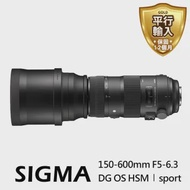 【Sigma】150-600mm F5-6.3 DG OS HSM Sport-for Canon(平行輸入)