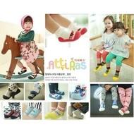 全新現貨Attipas韓國幼兒襪型學步鞋、可愛襪鞋、防滑室內鞋(彌月禮物)~公司貨