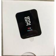 【新品】AMAZFIT米動手錶青春版Lite 曜石黑 戶外跑步多功能防水運動手環