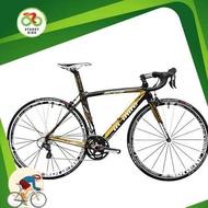 จักรยานเสือหมอบ Infinite Prime Team  สีดำทอง size 48