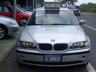 318I BMW 寶馬 02年 E46型 2.0銀( 320I 325I C200K C200 C240 )