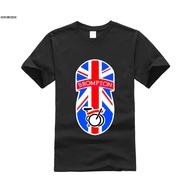 Summer fashion mens T Shirts CAMISETA CAMICIA BROMPTON BIKES UK CITY URBAN ELECTRIC Printed Graphic top