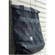 (พร้อมส่ง) adidas 3D roll top backpack แท้100% shop UK🇬🇧