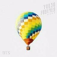 BTS 防彈少年團 Young Forever 花樣年華 FIRE Save Me 臺灣限定豪華盤 台壓 空專