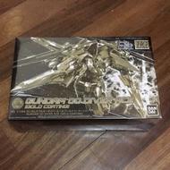 HGBD 1/144 Gundam 00 Diver Ace Gold Coating